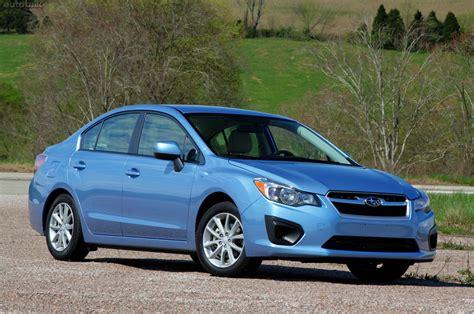 Subaru Impreza 2012 Review by 2012 Subaru Impreza Review Autotalk