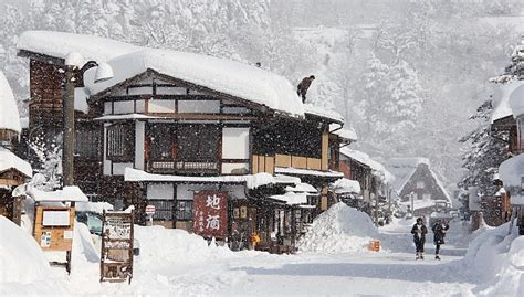 How To Find In Japan Where To Find Snow In Japan