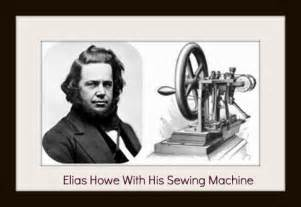 who invented the sewing machine who invented the sewing machine