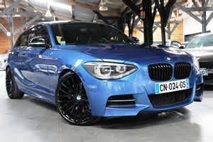 bmw serie 1 f21 3 portes m135i 320 ch 233 bleu occasion