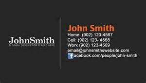 personal business card template personal business cards personal cards design and