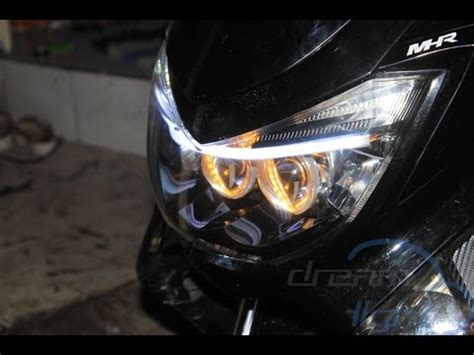 Projector Oem Led Mazda2 yamaha nmax custom projector oem led mazda 2 with electric levelling