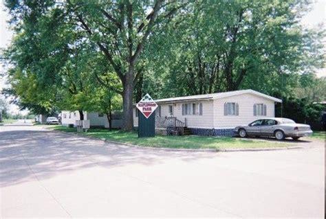 mobile home parkin clarinda ia maplewood mobile home park