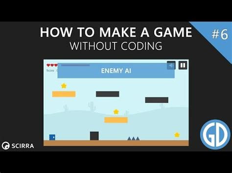 construct 2 ai tutorial 6 how to make a game enemy ai construct 2 tutorial