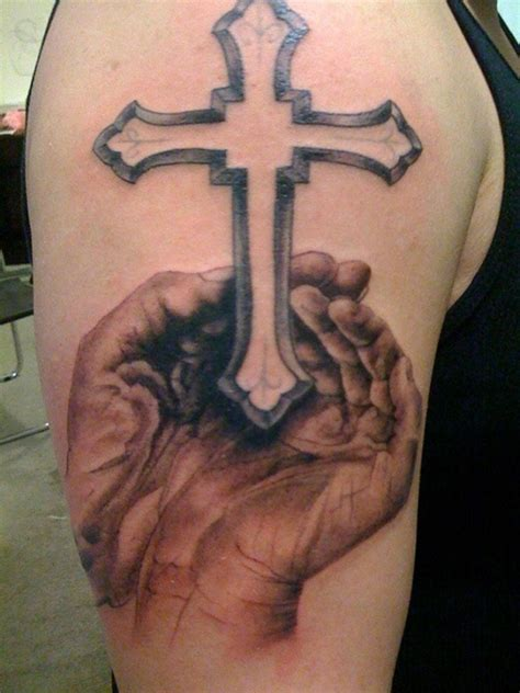 good cross tattoo designs 20 cross tattoos tattoofanblog