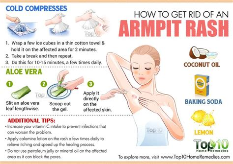 Itchy Armpits After Detoxing by 25 Best Ideas About Armpit Rash On Baking
