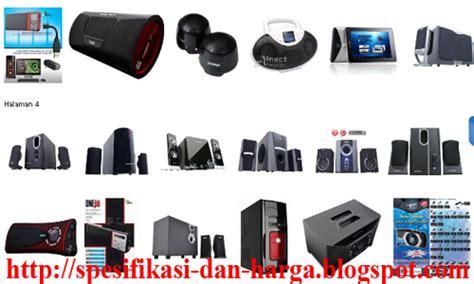 Sonic Gear Morro 521 2 1 Channel spesifikasi dan harga
