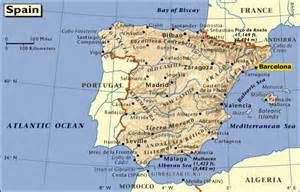 Map Of Barcelona Spain by Maps Of Barcelona
