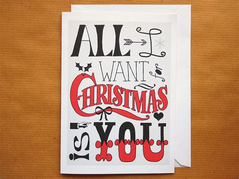 Printable Christmas Cards For Girlfriend | 8 best images of cute christmas card ideas for boyfriend