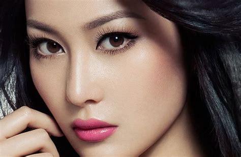 stylish eyebrows shapes for black women image gallery korean eyes shape