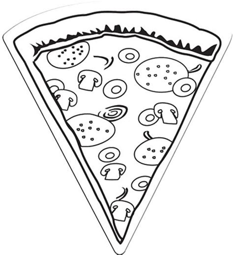 coloring pages coloring and pizza on pinterest