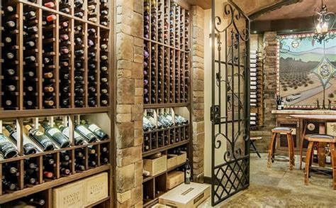 Myer Wine Rack ft myers naples fl custom wine cellars florida cellar design exles
