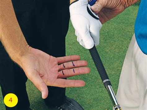 perfect left handed golf swing six steps to a perfect grip golf digest