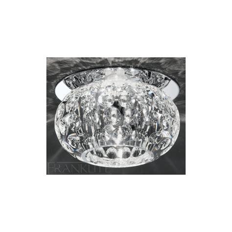 franklite lighting rf299 recessed halogen ceiling light