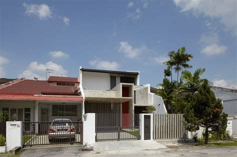 single storey peranakan styled home interesting single