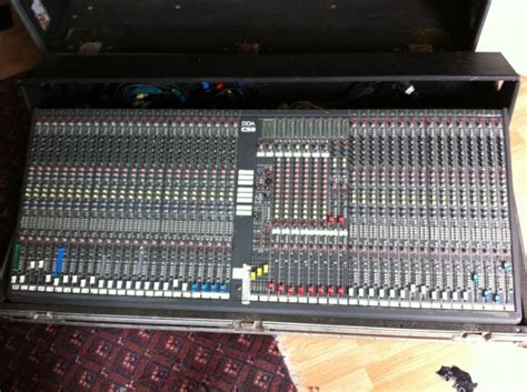 Mixing Desk Flight by Dda Cs8 32 Channel Mixing Desk With Flight For Sale In Crumlin Dublin From Gibson335
