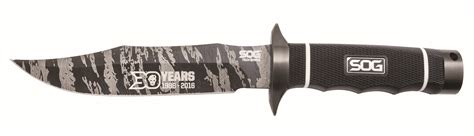 sog combat knife sog specialty knives celebrates 30 year anniversary