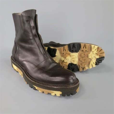 10 Most Gorgeous Yves Laurent Shoes by S Yves Laurent Size 10 Brown Leather Camouflage