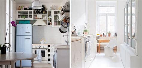 cocinas muy pequenas pero  estilo
