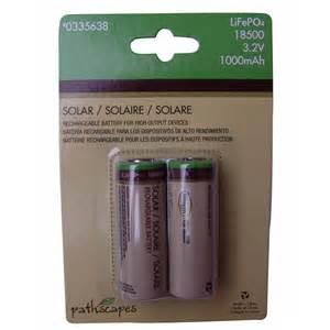 solar light battery replacement shop 2 pack blue solar lighting replacement batteries at