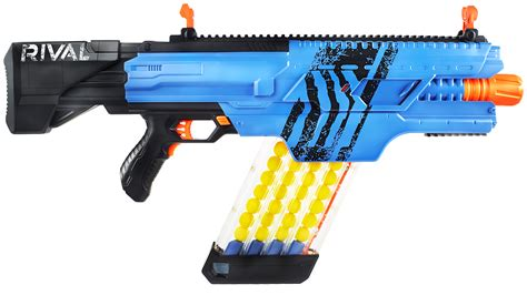 The New Rival nerf s fall lineup includes a fully automatic version of