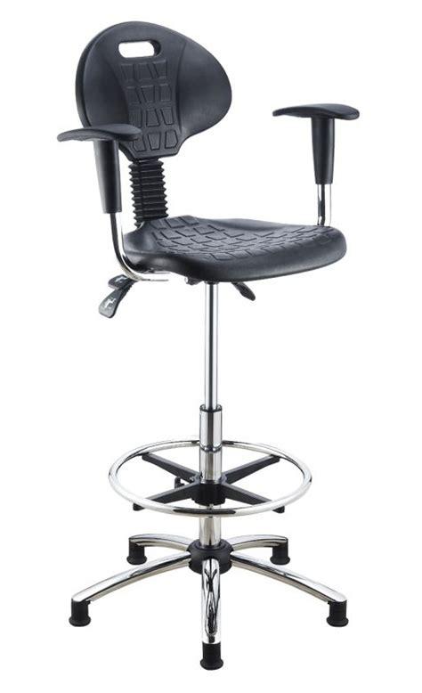 beta science lab stools  backs  footrest lab stools