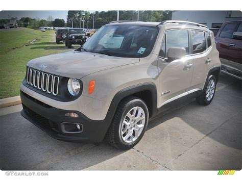 2015 mojave sand jeep renegade latitude 102884566 gtcarlot car color galleries