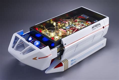 captain pool table light 10 trek furniture pieces for sci fi fans out there