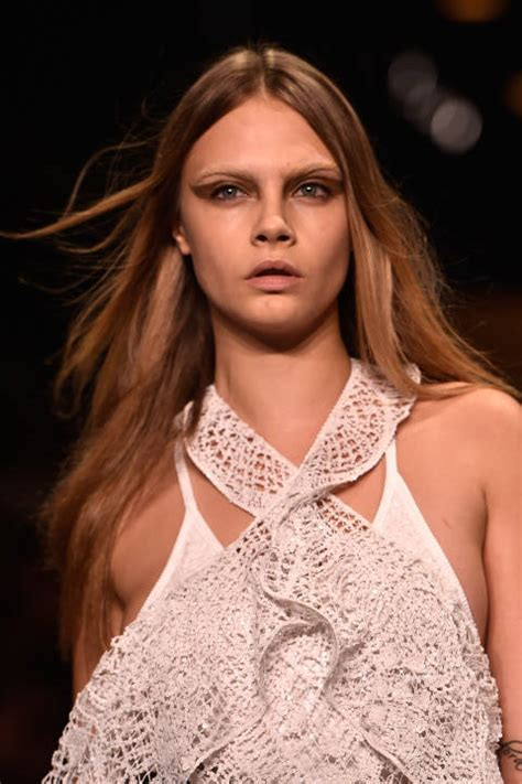 spring summer 2015 hair and makeup trends fashionup9 spring summer 2015 hair and makeup trends