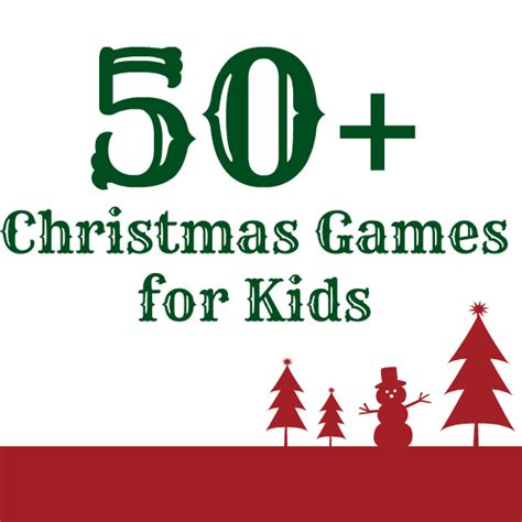 christmas games for children weneedfun