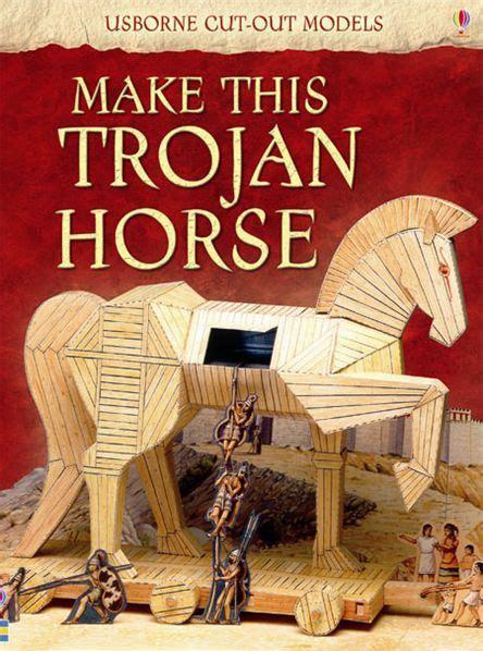 the wooden horse usborne 21 best greek myths for children from usborne books images on greek mythology