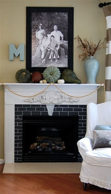 Decorating Ideas For Mantels by 87 Exciting Fall Mantel D 233 Cor Ideas Shelterness