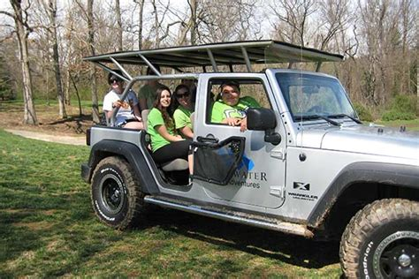 jeep smoky mountain white jeep tours in the smokies nantahala nc pigeon tn