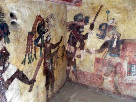 Photo Wall Murals bonampak room 1