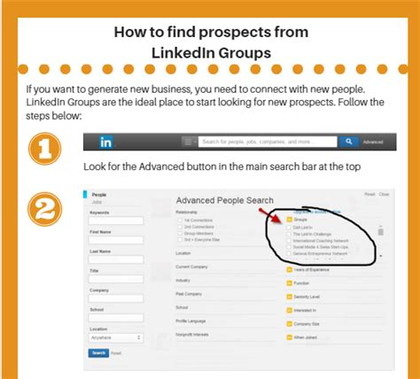 Search For On Linkedin 3 Ways To Find Prospects On Linkedin Simplicity