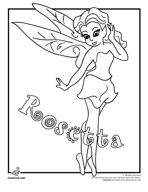 coloring pages rosetta silver mist coloring pages coloring pages