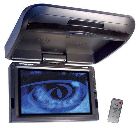 Lcd Monitor Roof pyle plvwr920 on the road overhead monitors roof mount