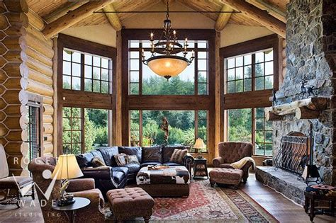 luxury log home interiors 473 best images about man cave on pinterest old mans