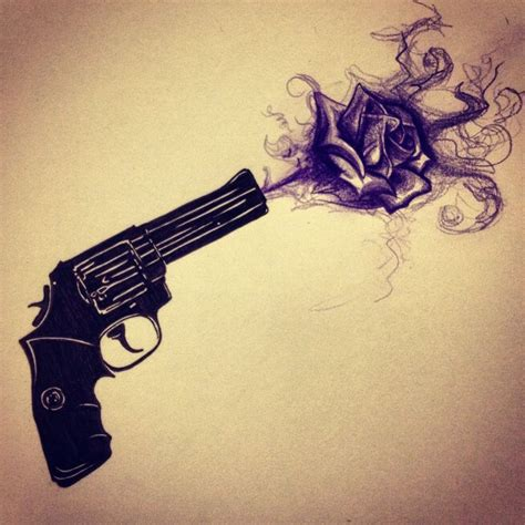 gun tattoo small 25 best ideas about small gun on my