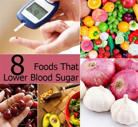 top 8 foods that lower blood sugar diy home remedies