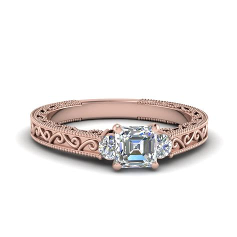 Three Engagement Ring by Engagement Rings Buy Customized Engagement Rings