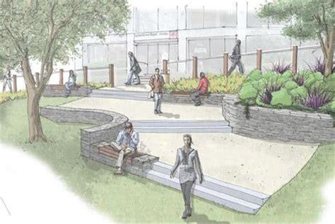 Home Interior Garden Land Landscape Architects Queenstown 3d Illustrations