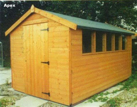 Sheds Bradford by Executive Range Apex Shed By Pinelap Sheds Bradford