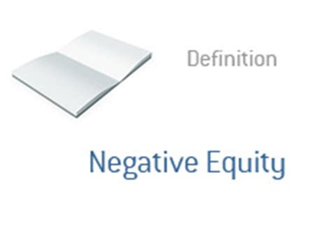 negative equity what does it