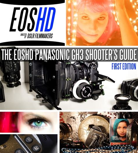 a shooters guide to trapshooting books the eoshd panasonic gh3 shooter s guide eoshd