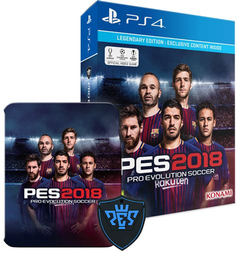 Bluray Ps4 Pes 2018 ps4 pro evolution soccer 2018 legend end 2 22 2020 3 21 pm