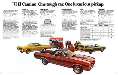 Size 2 Car Garage 1971 chevrolet el camino 02 03