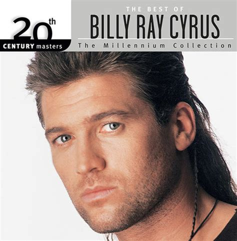 Billy Cyrus Hairstyle by 20 Of The Best Mullets Of All Time More