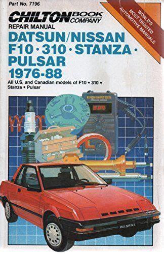 car repair manuals online pdf 1979 nissan 280zx user handbook 1979 datsun auto repair manuals