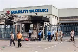 Suzuki Headquarters Maruti Suzuki Declares Lockout Shares For The 11th